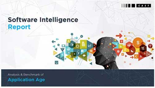 Software Intelligence Report on Application Age feat. VEA